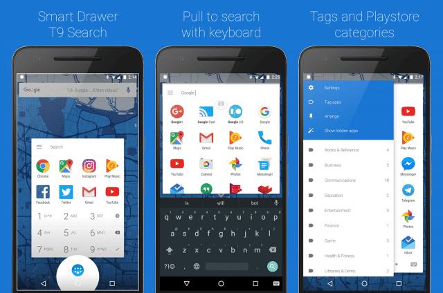 app swap screens