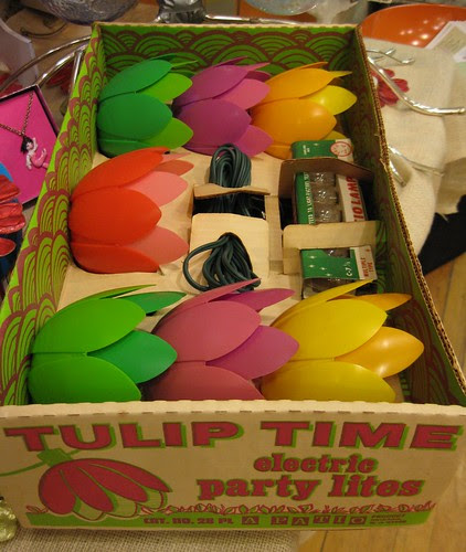 Tulip Time Lites In The Box