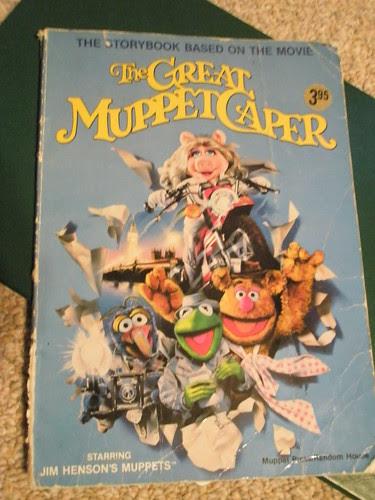 muppet book