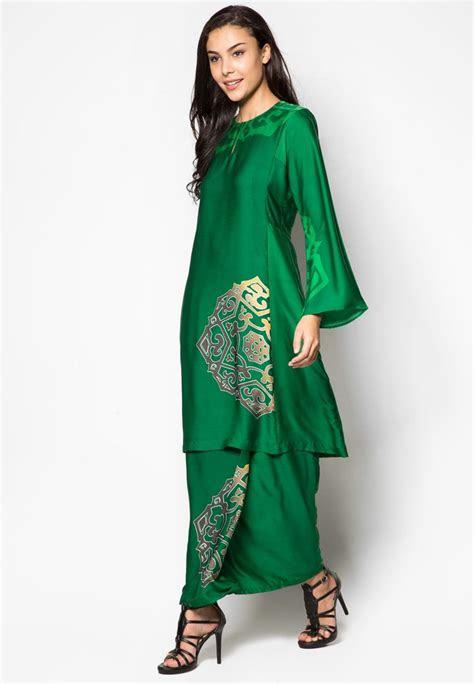 modern kurung pahang baju kurung pahang batik fashion