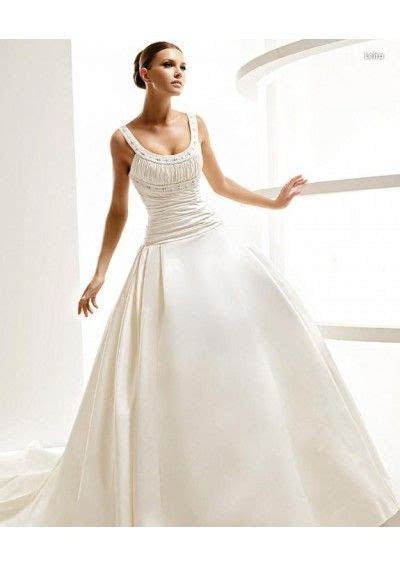 142 Best images about Scoop neck wedding dress on