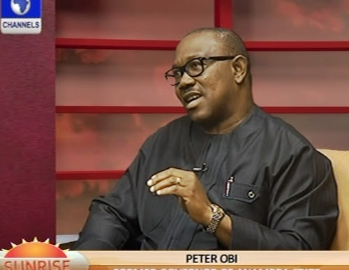 Tell Anambrarians How You Spent N75bn I Left Behind - Peter Obi Exposes Willie Obiano Weeks to Anambra Election
