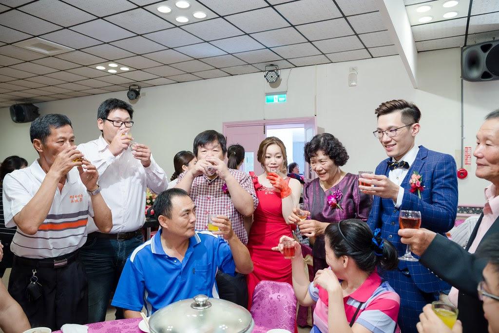 149明園餐廳北斗店婚攝
