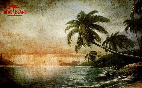 wallpapers fond decran pour dead island pc ps xbox