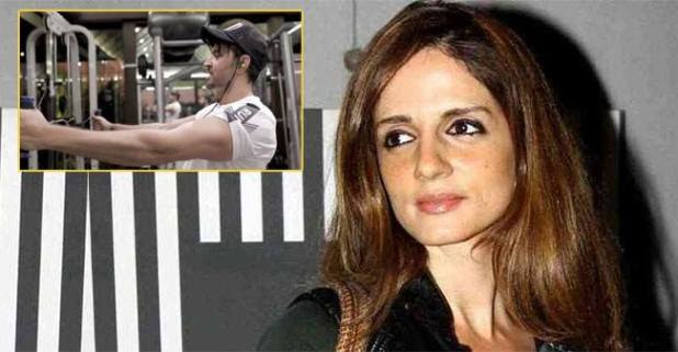 Ex-wife Of Hrithik Roshan Shower Praises On His New Work Out Post