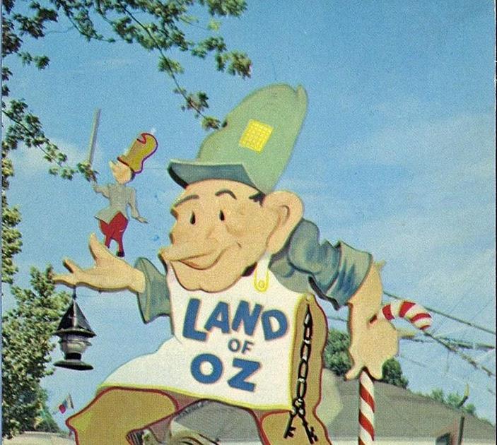 Vintage Postcards - Coney Island, Ohio