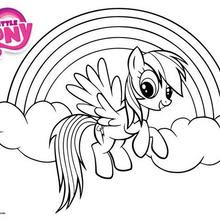 Coloriage My Little Pony Coloriages Coloriage à Imprimer Gratuit
