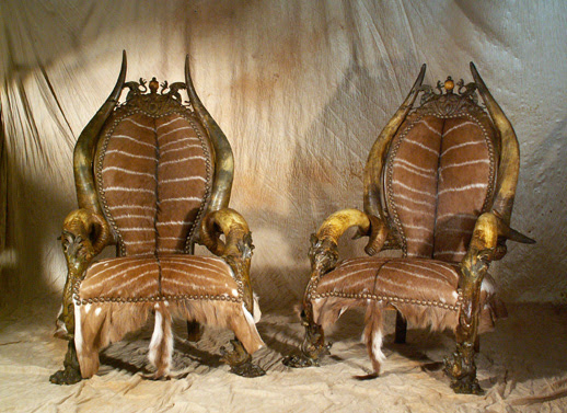 Design Inspiration Pictures Exotic Luxury Furniture With Tribal And Gothic Touches
