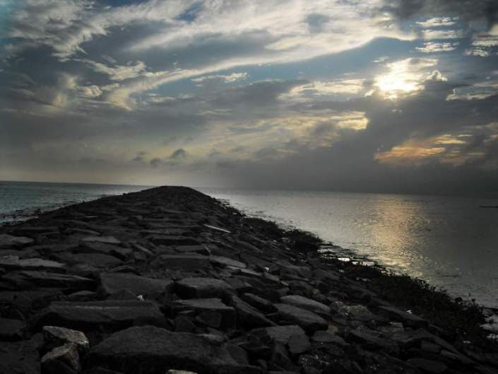 Karaikal-beach