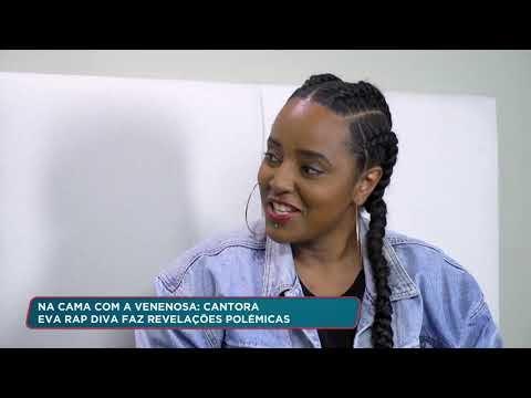 Eva Rap Diva faz revelações sobre o show em Moçambique e fala sobre a censura na Zap Viva