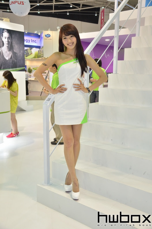 Booth Babes Computex 2014 (80)