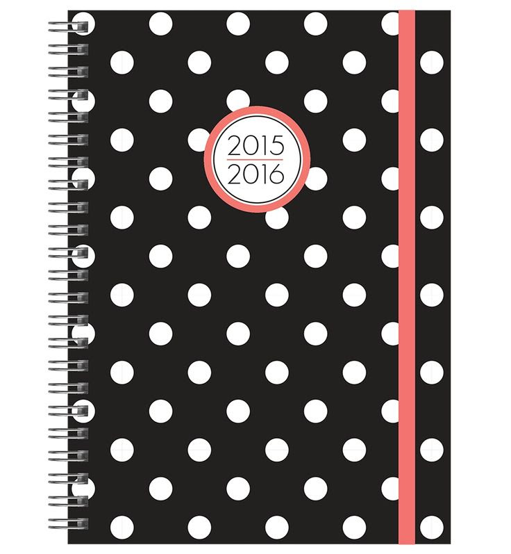 2015-2016 Sugarland Small Planner Studio C by Carolina Pad ...