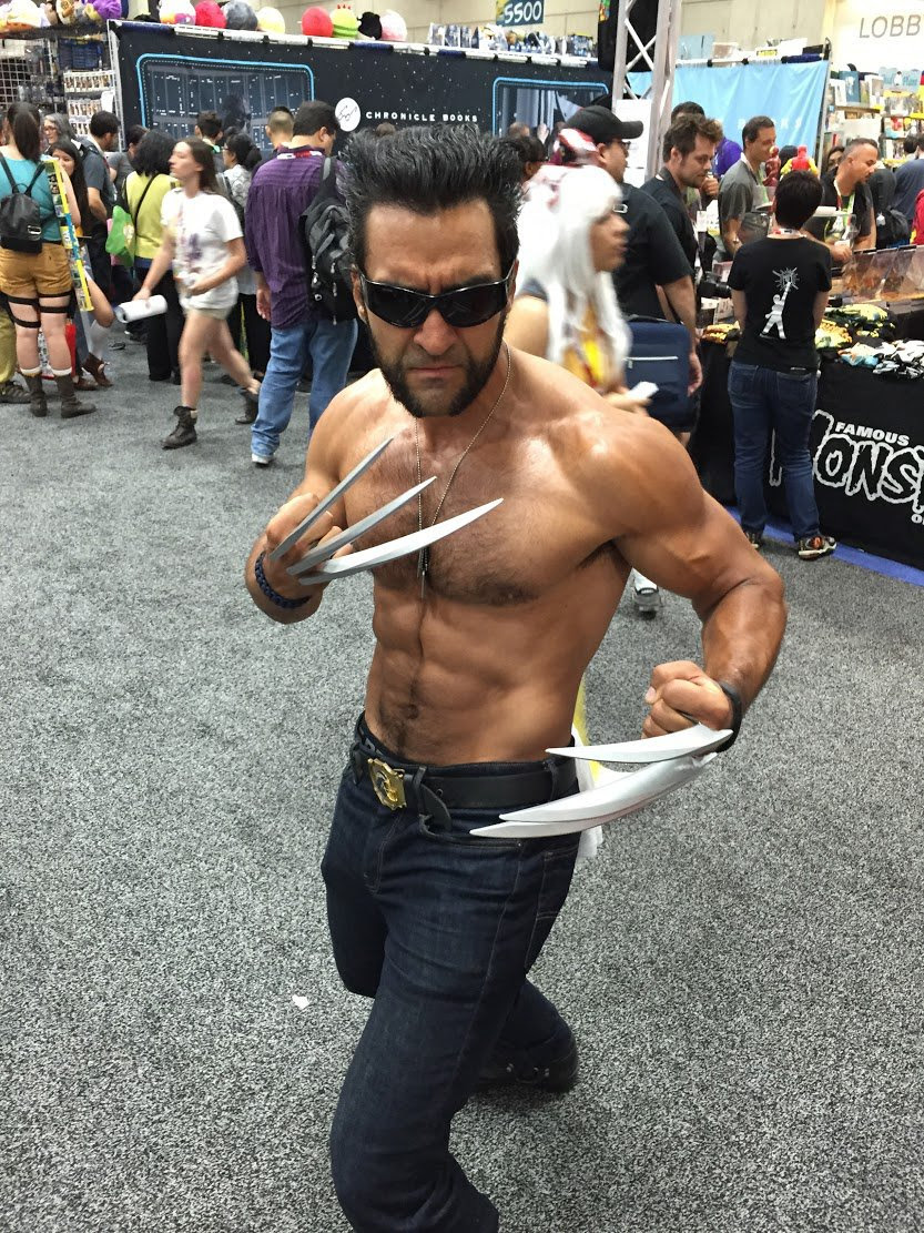 Comic-Con 2015 Cosplay