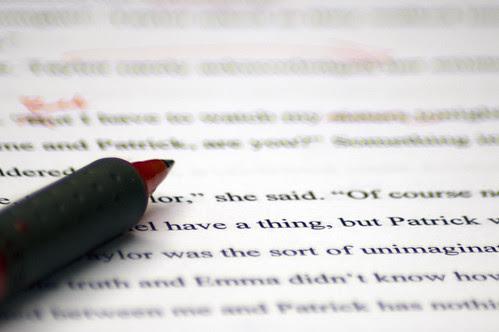 Red Pen by cellar_door_films, on Flickr