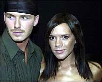 Beckham and Posh... BeckPosh... PoshBeck... Whatever.