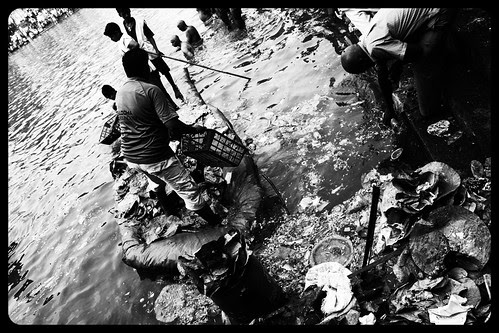 Holistically Healing The Banganga By Cleaning The Tank by firoze shakir photographerno1