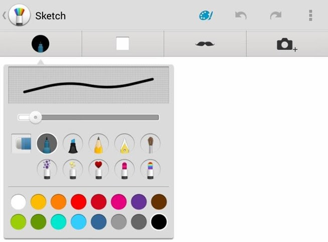 How to Install Sony's Sketch Drawing App on Your Nexus 7 Tablet