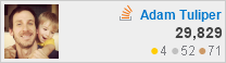 profile for Adam Tuliper at Stack Overflow, Q&A for professional and enthusiast programmers