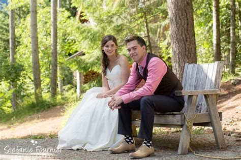 Liane and Daniel [Strathcona Park Lodge Wedding