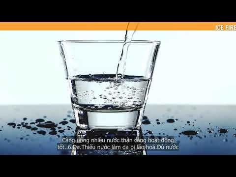 Tại sao cần uống đủ Nước Lọc