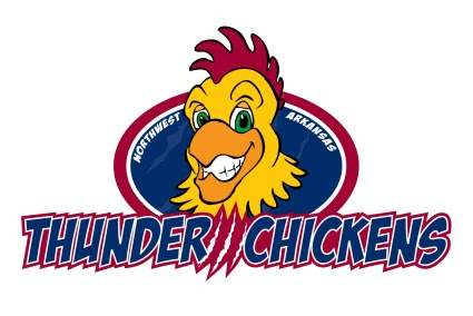 For one night the Northwest Arkansas Naturals will play as the Northwest Arkansas Thunder Chickens. It's part of their fifth year anniversary celebration.
