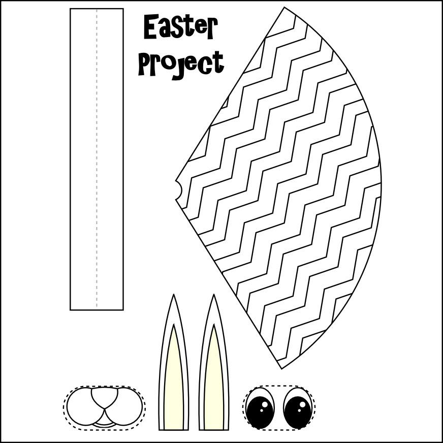 Resultado de imagen de easter printable activities for primary