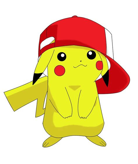 pokemon pikachu simple background white background anime