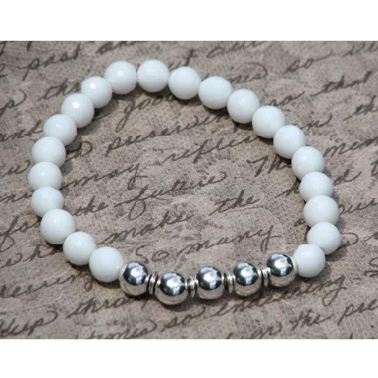 Men's Coral Bracelet