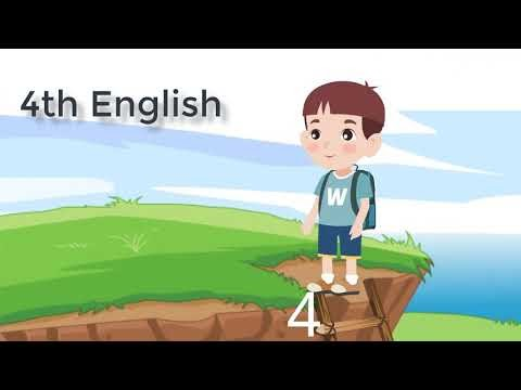 4 th Std - Term2 - ENGLISH - Unit 2-Tenses