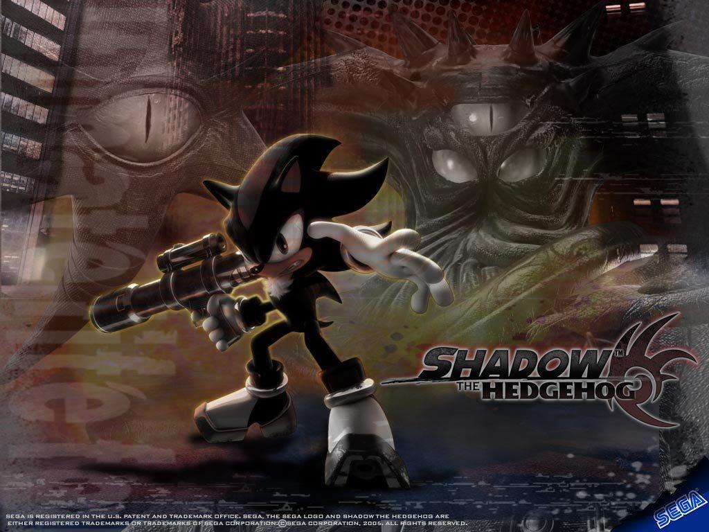 Shadow The Hedgehog シャドウ ザ ヘッジホッグ 壁紙 10005634