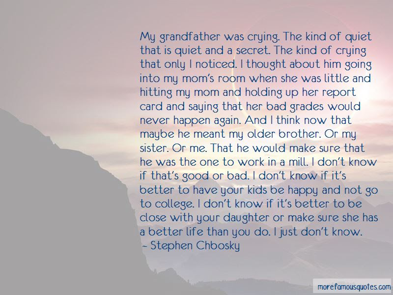 Little Brother And Older Sister Quotes Top 8 Quotes About Little