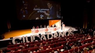 L'assemblea de Ciutadans a Coslada, a Madrid