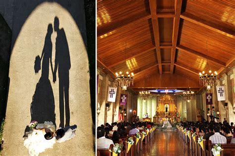 The romantic quaintness of San Antonio de Padua Church