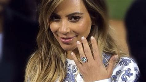 Kim Kardashian and 5 Biggest Celebrity Engagement Rings