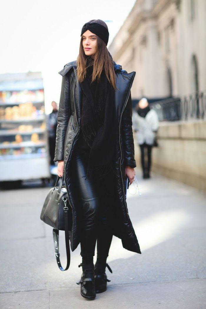 layering women clothes in winter 2019  fashionmakestrends