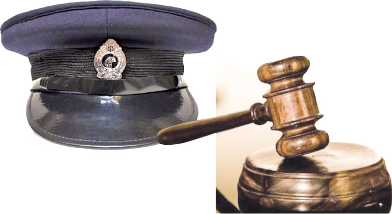 BRIBE COSTS CONSTABLE HIS CIVIC RIGHTS
