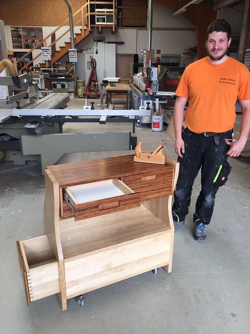 ausbildung - möbel design marcus dohmen
