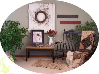 Home Decor Amish Furniture Crafts