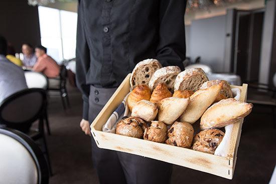 Singapore Best Restaurants Jaan Bread Basket