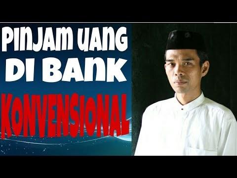 Pinjam Uang Di Bank Menurut Hukum Islam