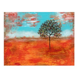 I Will Revere Design From Original Painting Postcards