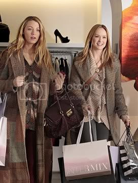 Gossip Girl Season 4 Episode 18 Fashion Style