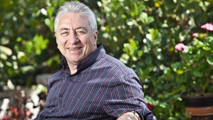 """""""Fizeram o problema parecaer maior do  que é"""" Pedro Eduardo de Felício,  professor da Unicamp, consultor e especialista  em qualidade  de carne"""