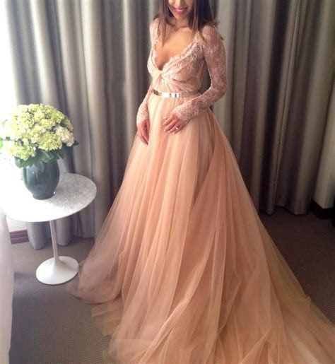 Best 25  Peach wedding dresses ideas on Pinterest