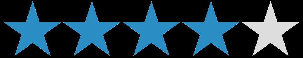 Resultado de imagen para cuatro estrellas png