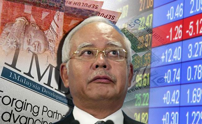 Najib gagal