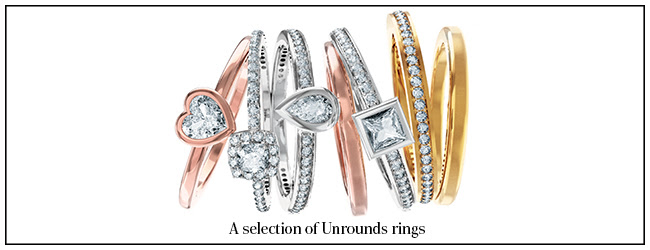 A selection of Unround rings