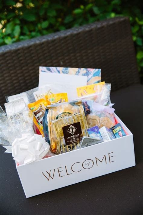 Guest Welcome Baskets   Creative Intelligence Inc.   Tory