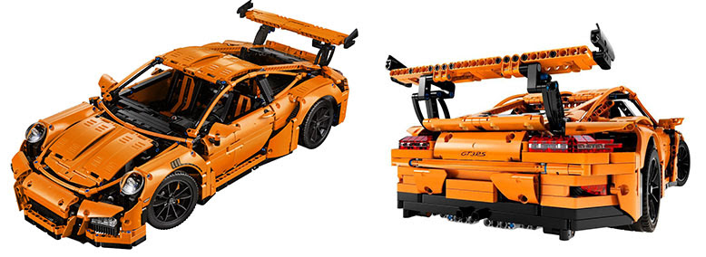 New Images Of The New Porsche 911 Gt3 Rs 42056 I Brick City
