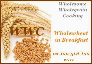 wholesome wholegrain event logo
